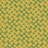 Corn pattern Royalty Free Stock Photos