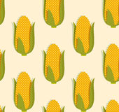 Corn pattern Stock Images