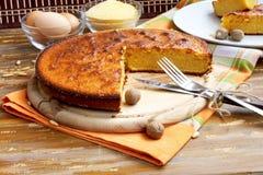 Corn Pie Stock Images