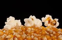 Corn and popcorn Stock Photos