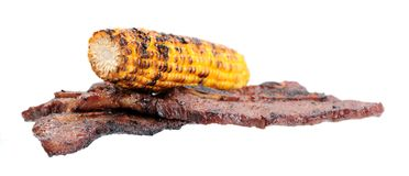 Corn rib Stock Images