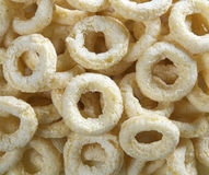 Corn rings Royalty Free Stock Photo
