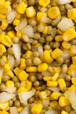 Corn salad Stock Photography