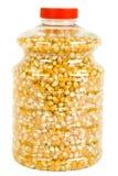 Corn Seeds For Popcorn Maker Stock Image