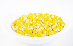 Corn seeds Royalty Free Stock Photography