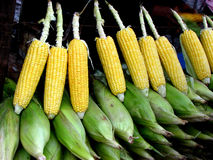 The Corn Shop Royalty Free Stock Images