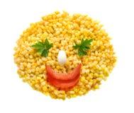 Corn smile Royalty Free Stock Photo
