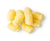 Corn snacks Stock Images