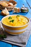 Corn soup Royalty Free Stock Image