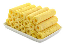 Corn sticks Stock Photo