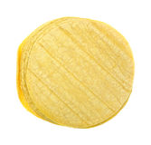 Corn tortillas Royalty Free Stock Images