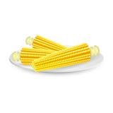 Corn vector illustration Royalty Free Stock Image