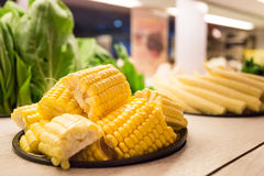 Corn and vegetable Stock Photography
