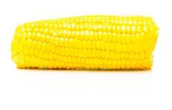 Corn On White Royalty Free Stock Photos