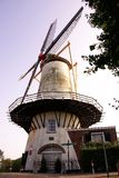 Corn wind mill. A corn wind mill in Willemstad, the Netherlands Royalty Free Stock Photo