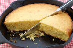 Cornbread Royalty Free Stock Photography