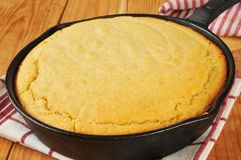 cornbread Photo stock
