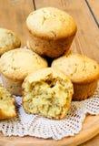 Cornbread cakes Stock Photo