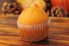 Cornbread muffin Royalty Free Stock Images