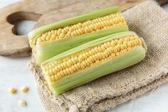 corncob royalty-vrije stock foto
