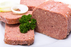 Corned Beef Royalty Free Stock Images