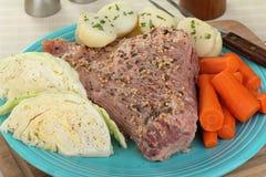 Corned Beef Brisket Royalty Free Stock Image