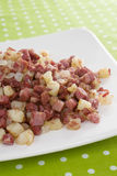Corned Beef Hash Breakfast Stock Photos