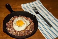 Corned Beef Hash Stock Image