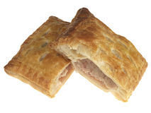 Corned Beef Pasty Stock Photography