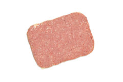 Corned beef slice Royalty Free Stock Photo
