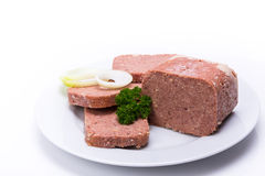Corned Beef Stock Photo