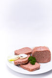 Corned Beef Royalty Free Stock Photography