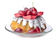 Cornel cake Stock Photos