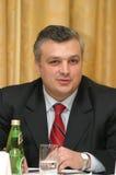 Cornel Coca Constantinescu. Coca Cornel Constantinescu, President Romexterra Leasing, financial leasing division Romexterra Bank, said that the company expected Stock Photo