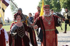 Corneliano - Medieval Festival Royalty Free Stock Photo