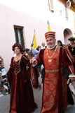 Corneliano - Medieval Festival Royalty Free Stock Images