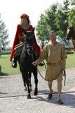 Corneliano - Medieval Festival Stock Image