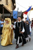 Corneliano - Medieval Festival Stock Images