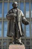 Cornelius Vanderbilt Monument, Grand Central, New York Royalty Free Stock Images