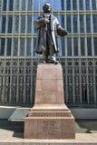 Cornelius Vanderbilt Monument, Grand Central, New York Stock Images