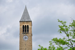 Cornell Bell tower Royalty Free Stock Photos