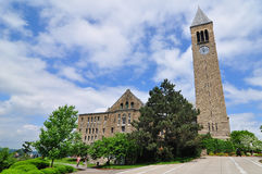 Cornell Bell tower Royalty Free Stock Photography
