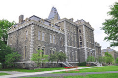 Cornell Campus building Royalty Free Stock Photo