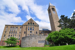 Cornell Campus building Royalty Free Stock Images