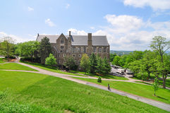 Cornell Campus building Stock Image