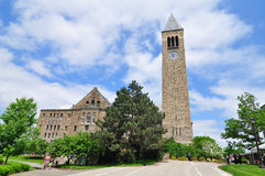 Cornell Campus landscape Stock Images