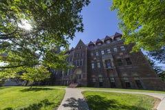 Cornell Universiteit Royalty-vrije Stock Foto's
