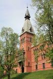 cornell universitetar royaltyfria foton