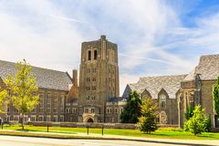 Cornell University Royalty Free Stock Images