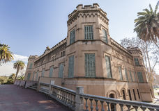 Cornella de Llobregat,Catalonia,Spain. Palace of Can Mercader, Cornella de Llobregat, province Barcelona, Catalonia Stock Images